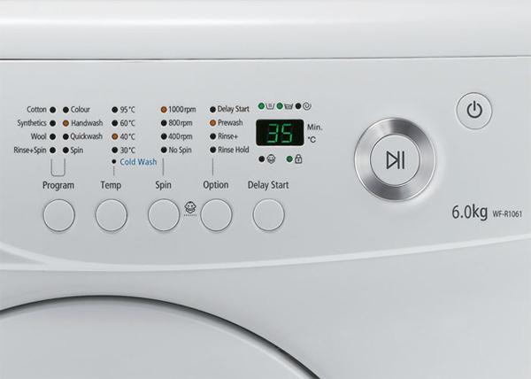 Современные стиральные машины с функцией легкой глажки фото 622-354